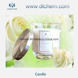 Precio competitivo para las velas de cristal decorativas de la jalea