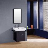 Тщета ванной комнаты американской конструкции деревянная коммерчески изготовленный на заказ