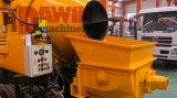 timpano diesel del miscelatore 500L con la pompa per calcestruzzo diesel 56kw sulla vendita