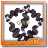 7A 브라질 Virgin Hair 단백질 Enriched