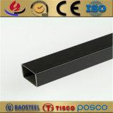 6082 6061 6063大口径の陽極酸化されたアルミニウム長方形の管