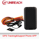 GPS Vehicle Tracker con Engine Cut, Free Tracking Service (FK80)