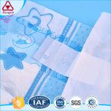 Première couche-culotte remplaçable de bébé de coton estampée d'aperçu gratuit de vente par coutume