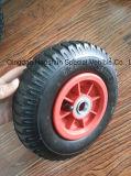 손 트롤리를 위한 8 인치 압축 공기를 넣은 바퀴