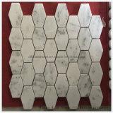 Mosaico chinês do mármore da pedra da natureza