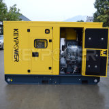 Jogo de gerador Diesel silencioso amarelo da potência de Coulour com Ce ISO9001