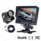 7 sistema reverso da câmera do monitor e do carro da polegada TFT LCD Digitas