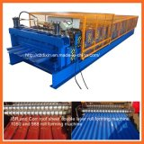 Dixin Trapezoidal und Corrugated Double Layer Roll Forming Machine