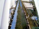 I materiali alla rinfusa hanno utilizzato il nastro trasportatore del Chevron