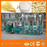Automática de acero inoxidable mejor calidad de harina de trigo planta de molino