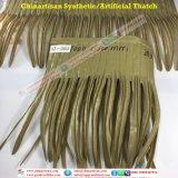 Il Thatch sintetico della palma artificiale di PVC/PE per il Thatch sintetico della palma del padiglione di Umbralle, la capanna di foglia di palma, Thatch copre di tegoli at-0001