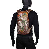 Polyester Rain Defender Sac à dos de chasse Hydratation Pack