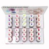 Vernis à ongles coloré neuf de gel de l'arrivée 12ml de Washami