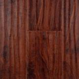 8mm及び12mm Handscrapedの積層の薄板にされた木製のフロアーリング