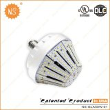 luz do dossel do diodo emissor de luz do posto de gasolina do UL Dlc E26/E39 7500lm 50W do cUL