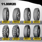 Tipo do pneumático de China da exportação pneu radial do caminhão do melhor