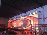 防水IC Mbi5024 P25の透過格子LED表示網LEDスクリーン