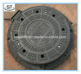Ferro de molde ou tampa de câmara de visita Ductile Mc226 do ferro