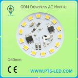 scheda di alluminio del PWB del modulo di CA SMD LED dell'I.T. SKD 110V 220V di 3W 5W 7W 9W 12W 15W