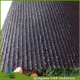 Gazon synthétique d'horizontal olive amovible sans métaux lourds
