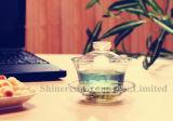 De aangepaste Kop van de Thee van de Kop van het Glas van Borosilicate van de Hittebestendigheid van de Kop van het Glas