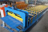 PPGI Prepainted a maquinaria de aço galvanizada da telhadura do metal