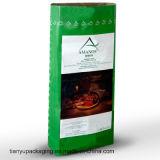 25kg de Zak van het Document van kraftpapier voor de Verpakking van Dierenvoer en Poeder