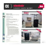 Único Tank Steam Cleaning Machine Ultrasonic Cleaner 200L