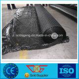 Polymer-Plastik imprägniertes Glasfaser-Rasterfeld 50kn/M