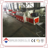 Belüftung-Plastikwand-/Decorate-Vorstand-Strangpresßling-Maschine