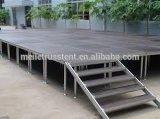 アルミニウム可動装置は合板の屋外の中国の工場卸売18mmの結婚の段階をアセンブルする