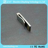 Neues Metallclip USB-Blitz-Laufwerk des Entwurfs-2017 mit Firmenzeichen (ZYF1758)
