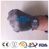 Edelstahl Cut Resistant Gloves für Butcher/Metal Safety Gloves/Chainmail Gloves (XXS, XS, S, M, L, XL)