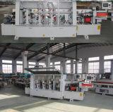木製のフロアーリングの機械装置の木工業機械自動端Bander