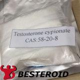 Testosterona quente Cypionate do pó da garantia de qualidade da venda (CAS no.: 58-20-8)