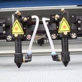 Máquina de estaca do laser do CO2 para sapatas