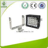 正方形8inch 10-30V 100W携帯用LED作業ライト