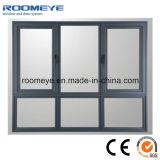 Estilo termal de Morden de la ventana de aluminio del marco de la rotura