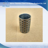 Haltbares Sintered Metal Filter Element mit Perforated Metal Mesh