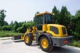 1.6 toneladas de mini cargador de la rueda con Ce