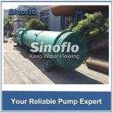 中国の炭鉱のための最もよい産業浸水許容の排水ポンプ