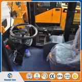 Mini cargador de la rueda del fabricante chino