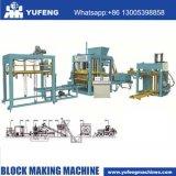 Bloc concret de cavité de Flyash faisant la machine (QT10-15)