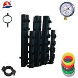 Acoplamento Grooved de venda quente da qualidade superior do PVC para a conexão do encanamento