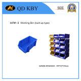 Caixa componente plástica Workbin da caixa de armazenamento do escaninho das peças sobresselentes