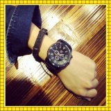Paypal keurt het Digitale Horloge van het Horloge van de Mens van de Manier Guangzhou goed