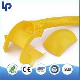 Débourbage en plastique de conduit de soutien de fibre