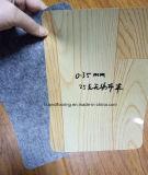 rivestimento per pavimenti del PVC del tessuto di rinforzo del Non-Woven di 0.35mm