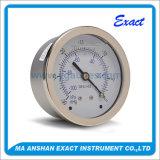 Negetive Druck Abmessen-Vakuumdruck Abmessen-Druck Anzeigeinstrument
