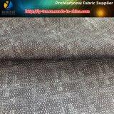 tela de 75D T400, alta tela de la elastancia del poliester con el orificio